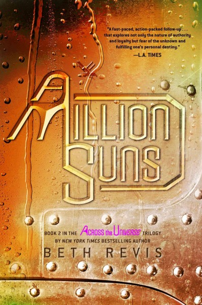 A million suns : an across the universe novel /