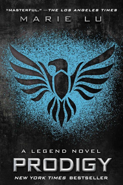 Prodigy a legend novel /