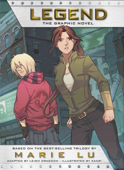 Legend : the graphic novel /