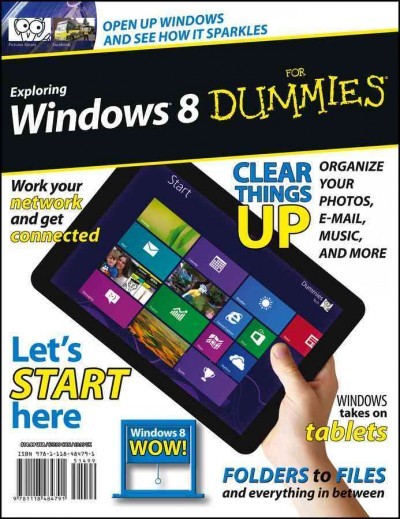 Exploring Windows 8 for dummies /