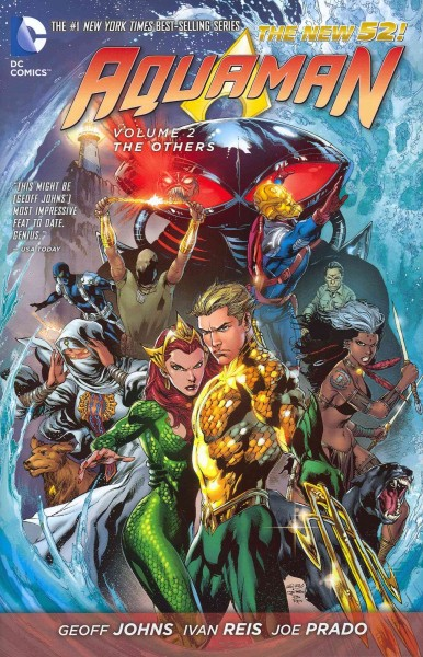 Aquaman. Volume 2, The Others /