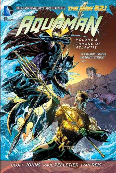 Aquaman. Volume 3, Throne of Atlantis /