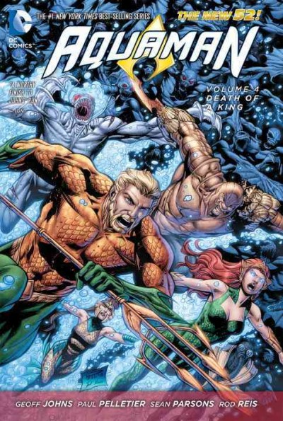 Aquaman. Volume 4, Death of a King /