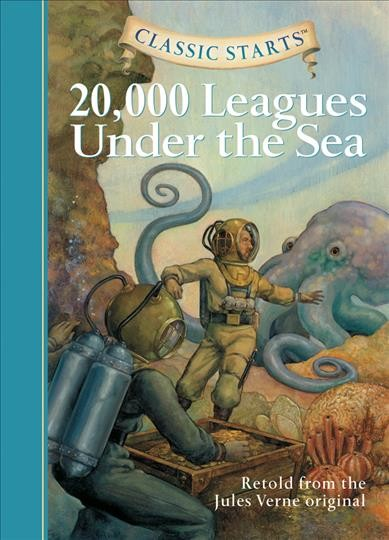 20,000 leagues under the sea : retold from the Jules Verne original /