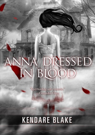 Anna dressed in blood /