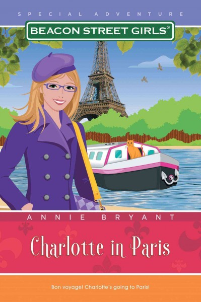 Charlotte in Paris /