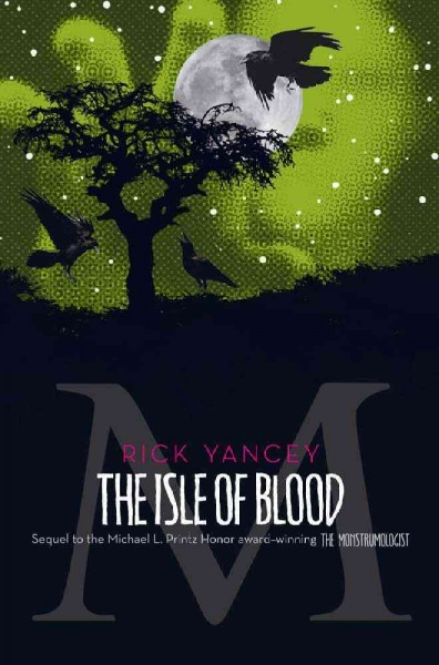 The Isle of Blood /