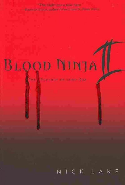Blood ninja II : the revenge of Lord Oda /