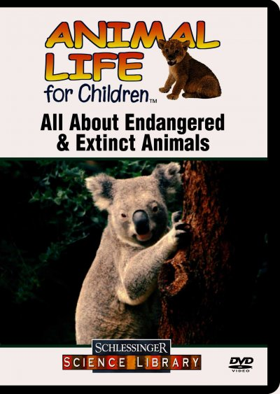 All about endangered & extinct animals
