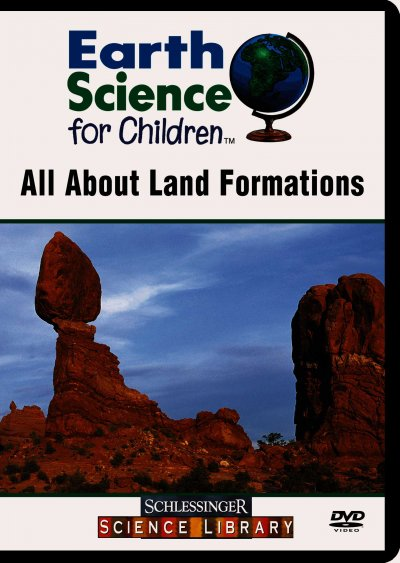 All about land formations