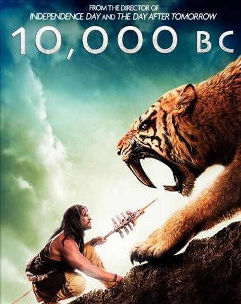10,000 B.C. [wide-standard]
