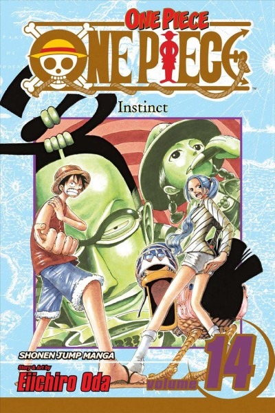 One piece. Vol. 14, Instinct /