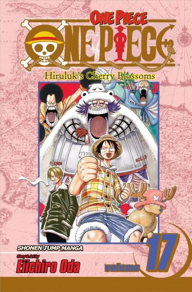 One piece. Vol. 17, Hiriluk's cherry blossoms /