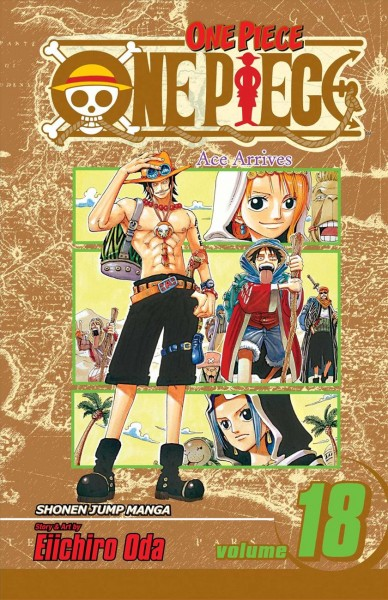One piece. Vol. 18, Ace arrives /
