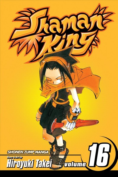 Shaman King. Vol. 16, Trust no one /