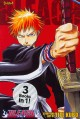 Bleach. Vol. 1 / 3-in-1 edition,