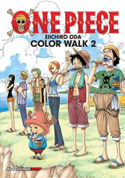 Color walk 2 /