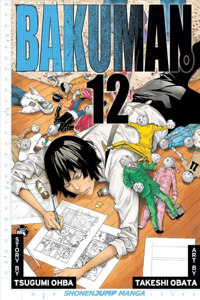 Artist and manga artist vol.12/