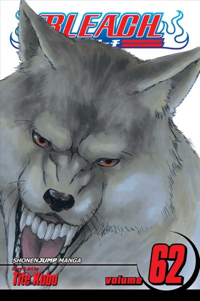 Bleach. 62, Heart of wolf /