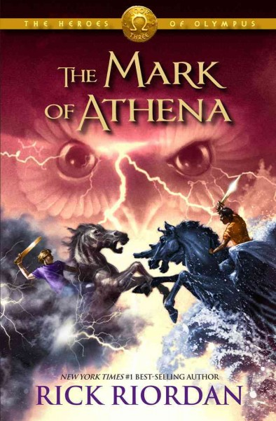 The mark of Athena /