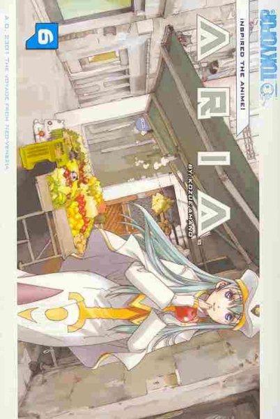 Aria. Volume 6 /
