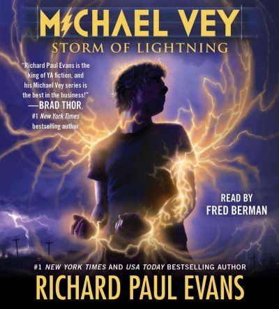Michael Vey 5 : Storm of Lightning