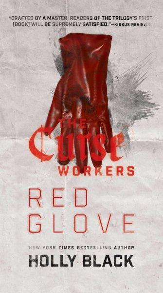 Red glove /