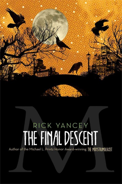 The final descent /