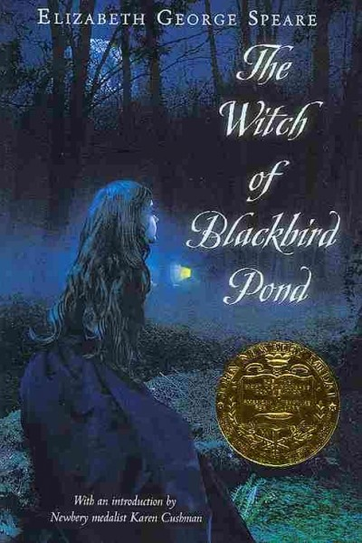 The witch of Blackbird Pond /
