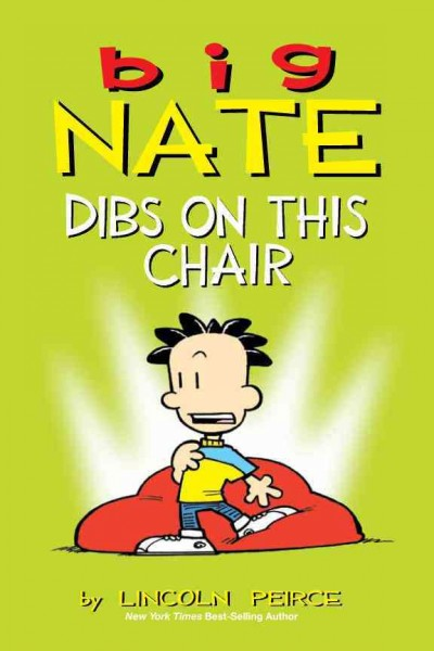 Big Nate. Dibs on this chair