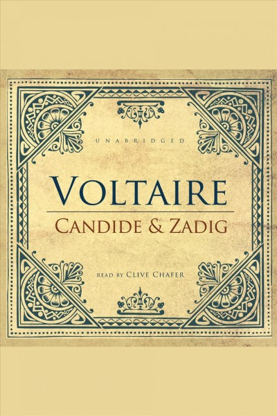 Candide and Zadig /