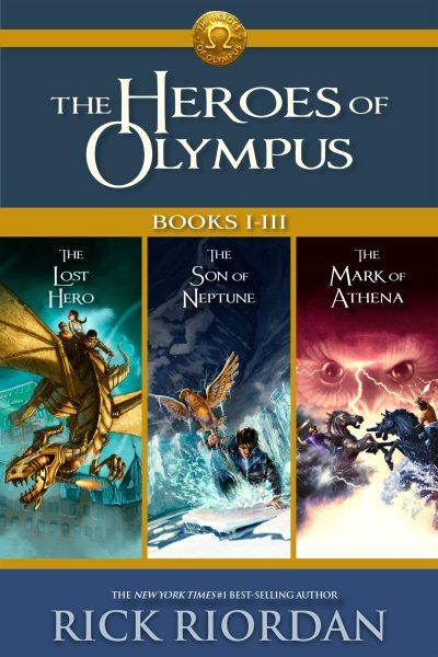 Heroes of Olympus.