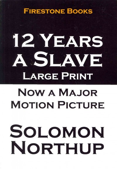 12 years a slave /