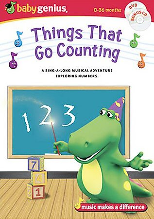 Things that go counting : a sing-a-long musical adventure exploring numbers /