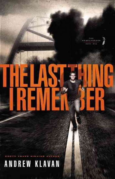 The last thing I remember /