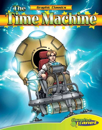 H.G. Well's The time machine /