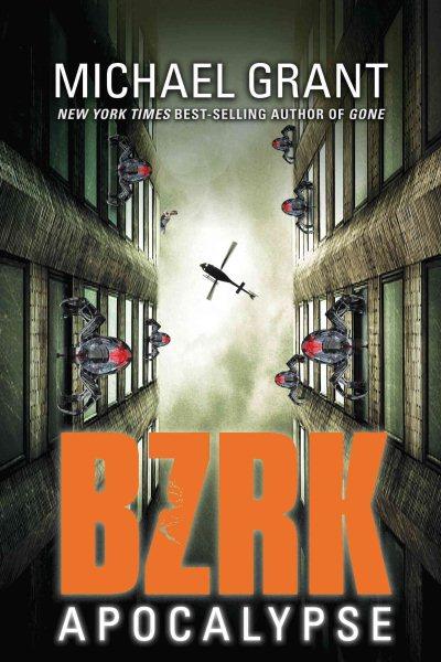 BZRK apocalypse /