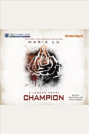 Champion a Legend novel /