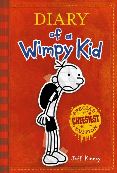 Diary of a wimpy kid /