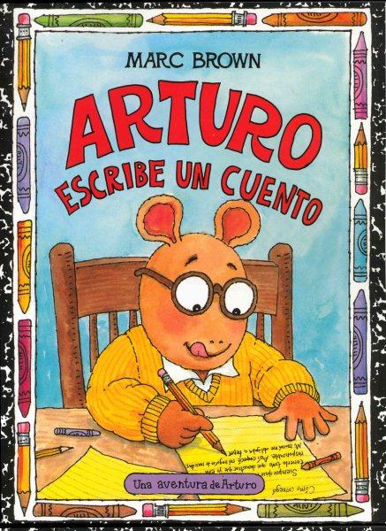 Arturo escribe un cuento /