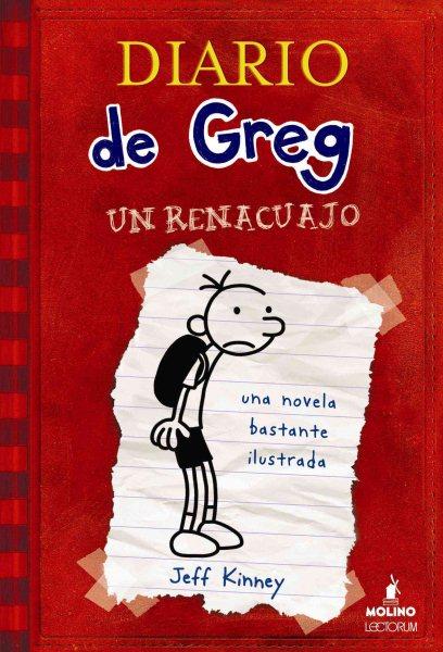 Diario de Greg : un renacuajo /