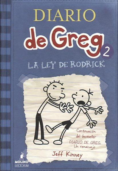 Diario de Greg : la ley de Rodrick /