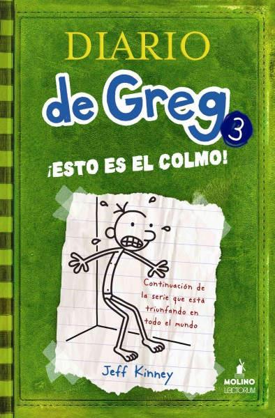 Diario de Greg : esto es el colmo /