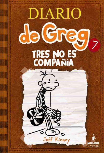 Diario de Greg : tres no es compania /