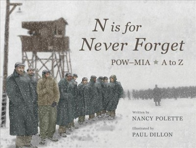 N is for never forget : POW-MIA A to Z /