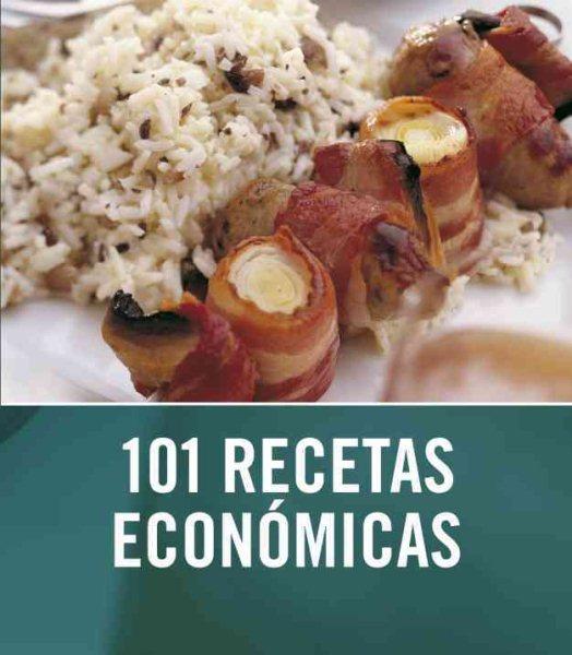 101 recetas economicas /