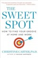 THE SWEET SPOT : HOW TO FIND YOUR GROOVE AT HOME AND WORK