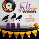 FELT-O-WEEN : 40 SCARY-CUTE PROJECTS TO CELEBRATE HALLOWEEN