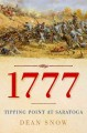 1777 : TIPPING POINT AT SARATOGA