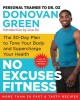NO EXCUSES FITNESS : THE 30-DAY PLAN TO TONE YOUR BODY AND SUPERCHARGE YOUR HEALTH